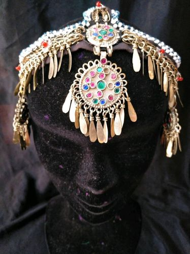 Kuchi Headdress